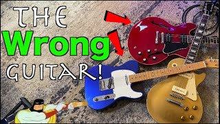 Don't Buy The Wrong Guitar!