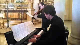 """She"" - Notting Hill - Violin & Piano"