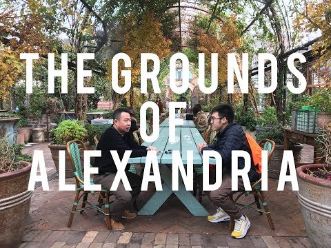 The Grounds Of Alexandria - Sydney, Australia [Places To Visit In Sydney]
