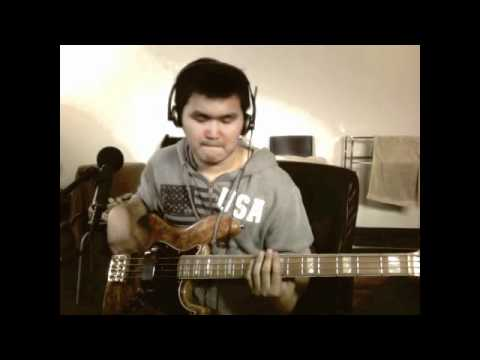 LTD - Holding On (When Love Is Gone) Bass Cover mp3