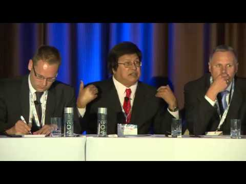 THE Young Universities Summit 2014: World University Rankings panel