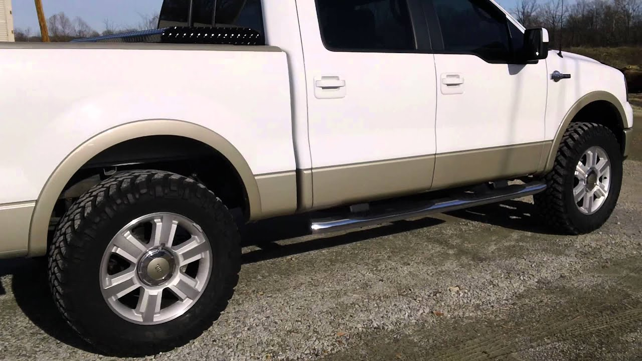 Ford F150 King Ranch 5.4 High Flow cats Super 10 series ...