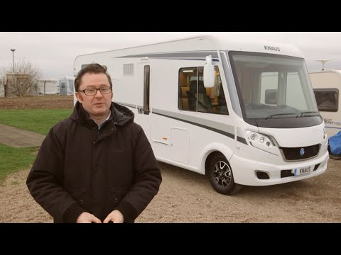 The Practical Motorhome Knaus Sky I 700 LEG review