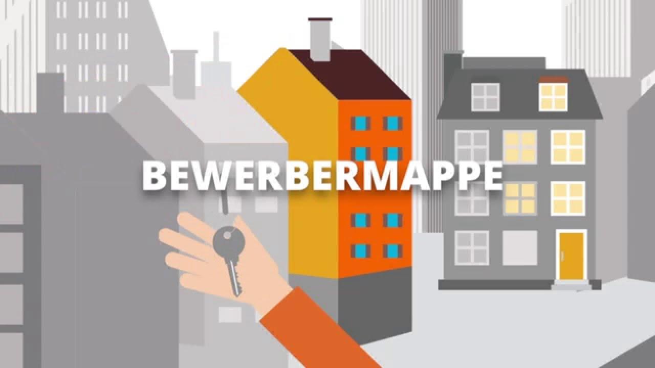 die bewerbermappe von immobilienscout24 wohnungsbewerbung - Wohnung Bewerbung