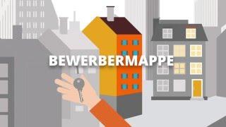 Die Bewerbermappe von ImmobilienScout24 - Wohnungsbewerbung