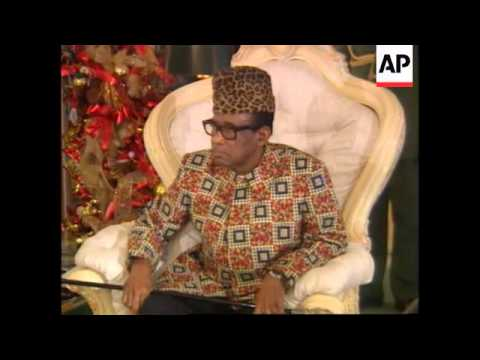 Zaire - Mobutu takes swift control