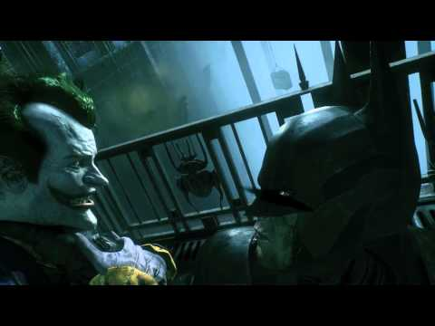 Batman Arkham Knight Ich Bin Batman Youtube