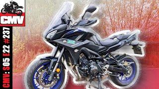 Yamaha Tracer 900 - Pierwsze wrażenia z jazdy - CMV#237