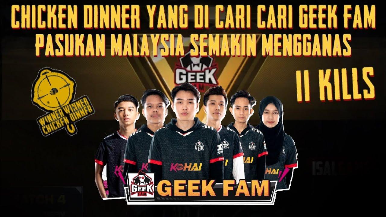 Download GEEK FAM TUMBANGKAN BTR DAN TEAM SECRET SEKALIGUS | SW2D2 MATCH 4 PMPL SEA