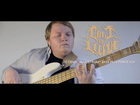 Cult of Lilith - Cosmic Maelstrom (Bass Playthrough)