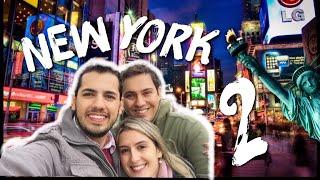 COMO VIVER FELIZ EM NEW YORK | LITLLE ITALY | CHINATOWN E CENTRAL PARK