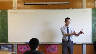 Introduction to Quadratic Theory (1 of 2: Why we care about quadratics)