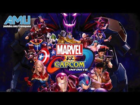 漫威大戰卡普空:無限 - Marvel vs. Capcom: Infinite 劇情影片