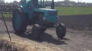 трактор т-40 на диби