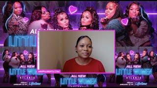 Ms. Juicy, Monie and Abira talks Little Women: Atlanta with PhaShunta