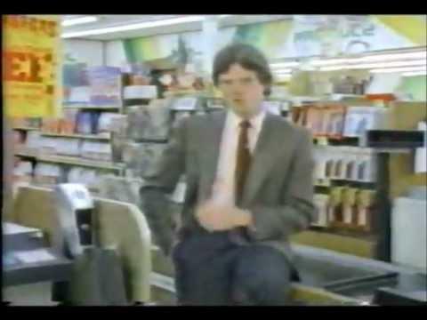 Rich Hall - Supermarket Sniglets (1983)