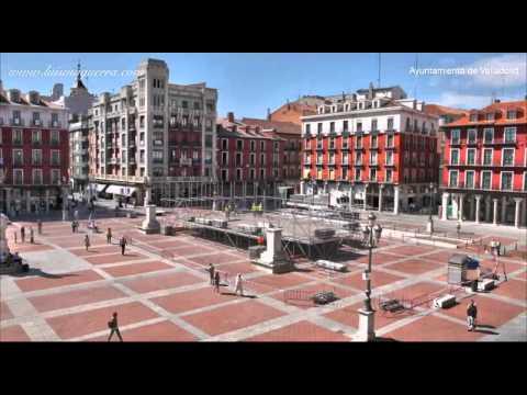 """Timelapse """"Valladolid en movimiento"""""""