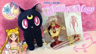 Sailor Moon Miracle Romance Makeup Chalice Cheek, Spiral Heart Brush & More ~ セーラームーン