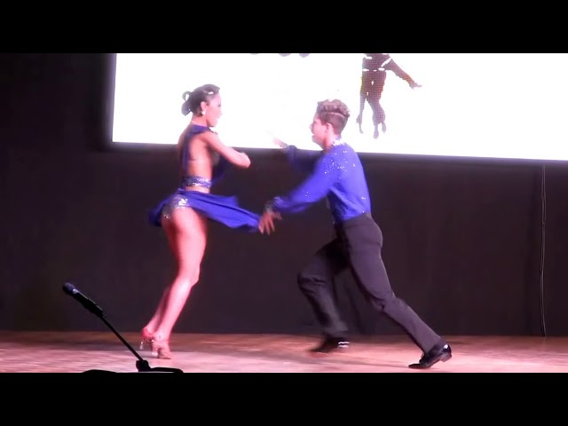 PRIMER LUGAR, WORLD SALSA OPEN, PUERTO RICO 2013 Videos De Viajes