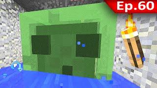Tackle⁴⁸²⁶  Minecraft (1.10) #60 - จุดเริ่มต้นฟาร์ม Slime