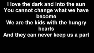 Nause - hungry heart (lyrics)