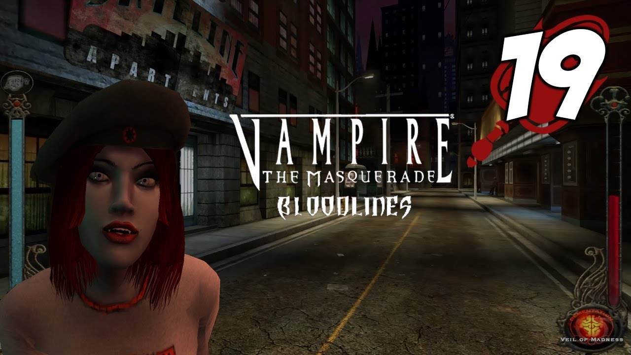 Vampire The Masquerade Bloodlines 19 Skyline Apt