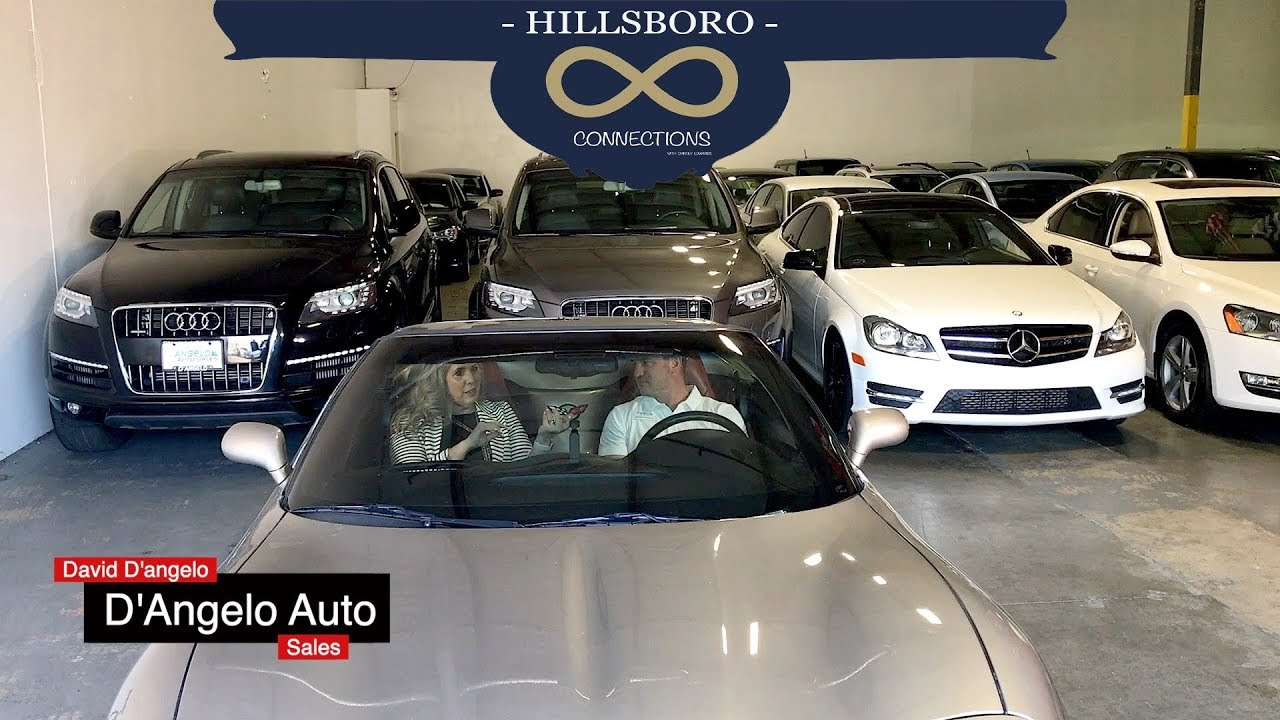 Angelo'S Auto Sales >> Today I Interview David D Angelo From D Angelo Auto Sales