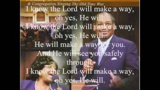 I Know the Lord Will Make a Way by Bishop G.E. Patterson featuring Rose Marie Rimson-Brown thumbnail