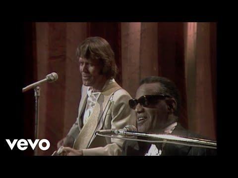 Flashback: Watch Ray Charles, Glen Campbell Bid 'Bye Bye Love'