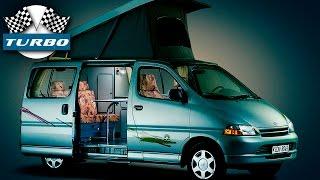 Тюнинг  Тойта хайс - микроавтобус мечты!(, 2016-07-26T10:00:03.000Z)