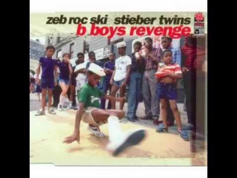 Zeb-Roc-Ski & Stieber Twins - Breakers Revenge 93