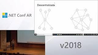 Angel J Lopez -  Blockchain, Ethereum, RSK y .NET