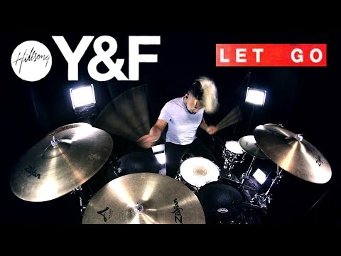 Hillsong Young & Free - Let Go (Drum Remix)