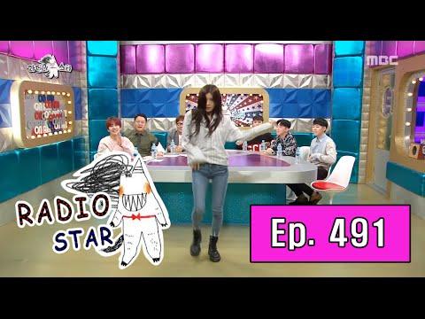 [RADIO STAR] 라디오스타 - Lee Seon-bin's dance time! 20160831