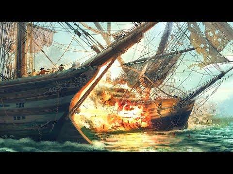 """ФИЛЬМ ПРИКЛЮЧЕНИЯ """"Пираты Карибского Моря: Хвост Дьявола"""" 2 серия"""