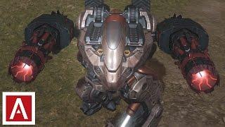 War Robots Test Server 2.4: NEW Heavy Butch Robot Gameplay