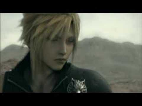 Final Fantasy 7--I Will Remember You