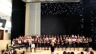 TRT İstanbul Radyosu Çoksesli Gençlik Korosu - Jingle Bells (22.12.2017)