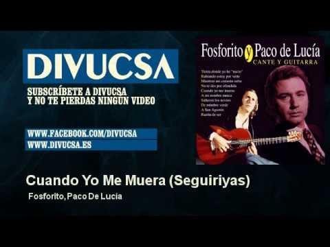 Paco de Lucía & Fosforito - Cante y Guitarra