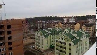 Вид с крыши ЖК