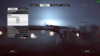 UNLOCK THE AS VAL/REVIEW (Battlefield 4 Second Assault Weapon Gameplay/Deutsch)