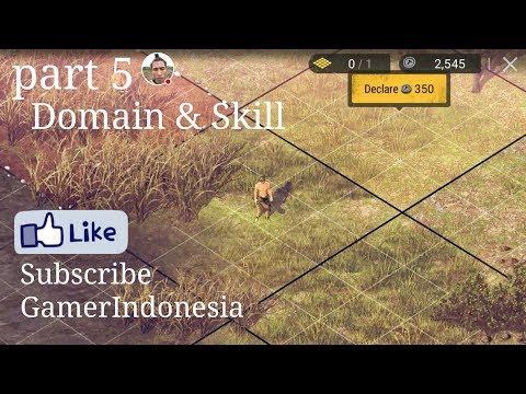 Durango Wild Lands #5 Menambah Domain dan mengatur Skill