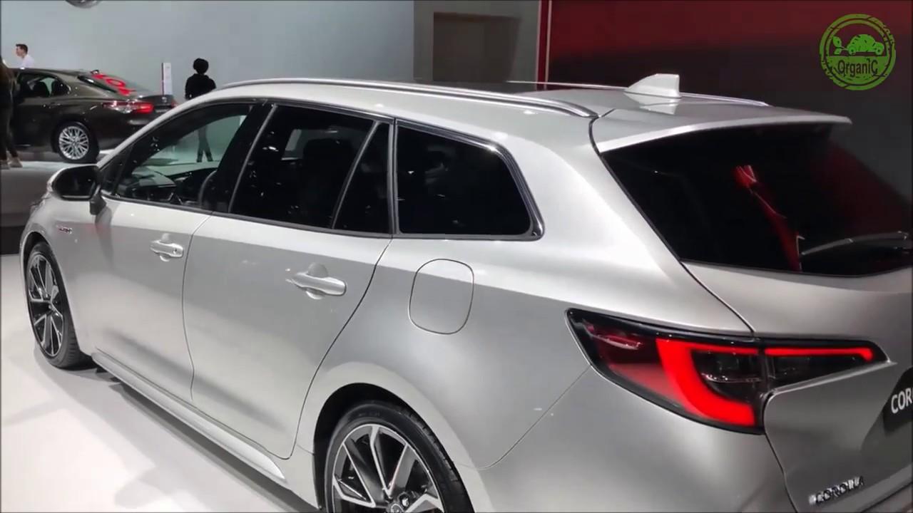 2019 Toyota Corolla Hybrid Touring Sports Wagon Youtube