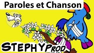 A la volette, une chanson pour enfant par Stéphy