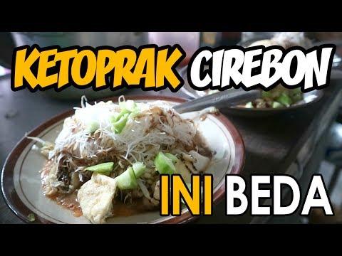 Ketoprak Cirebon Bang Herman Unik Pakai Bumbu Siram Tetap ENAK!!!