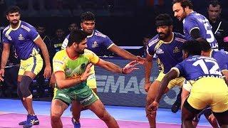 Pro Kabaddi 2018 Highlights   Tamil Thalaivas vs Patna Pirates   Hindi