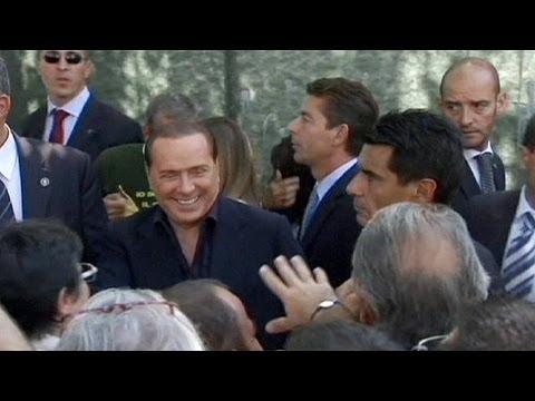 Berlusconi - supreme court verdict today ?