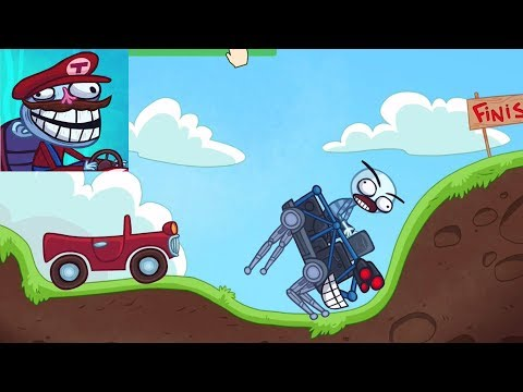 Troll Face Quest Video Games 2 - Gameplay Walkthrough - All Levels & Failed (iOS, Android)