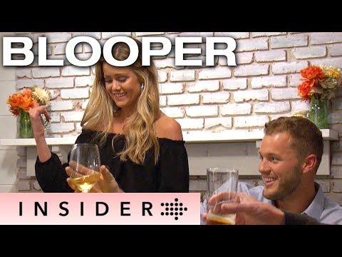 BLOOPER: Hannah G's Bachelor Rap! | The Bachelor Insider