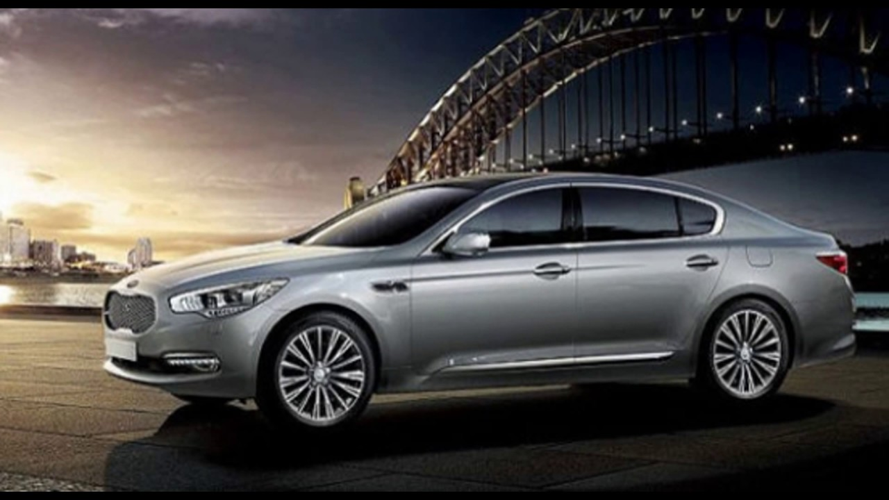 New In 2018 Kia K900 Sedan Concept Youtube